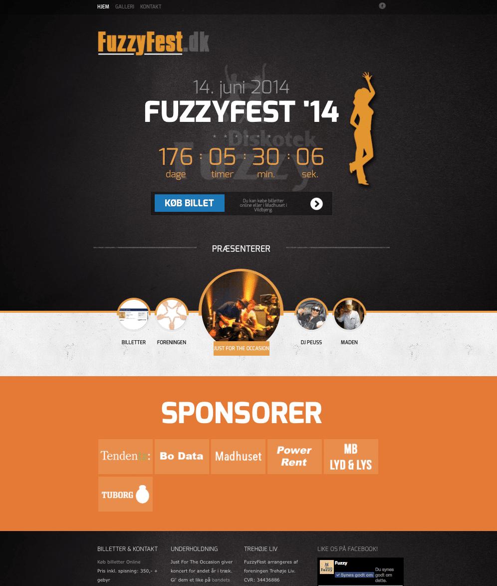 Tendentz har produceret fuzzyfest.dk