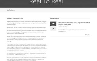 ReelTrak.com - produceret af Tendentz