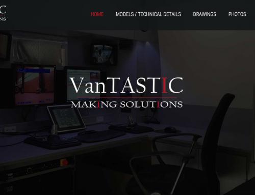 vantastic.tv – nyt website udviklet af Tendentz